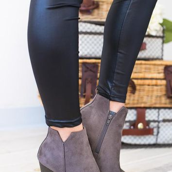 Install Charcoal Bootie