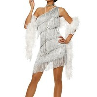 Dazzling Flapper Costume for Women- Party City