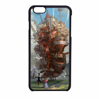 Howls Moving Castle iPhone 6 Case