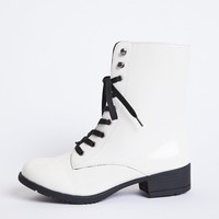 Moving Forward Patent Combat Boots