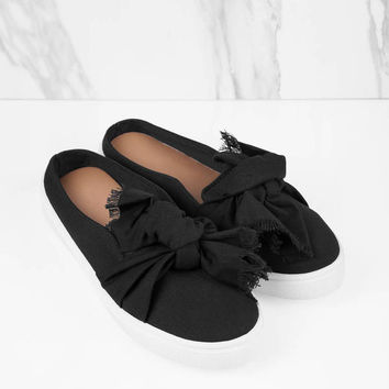 Coast Along Canvas Slip Ons