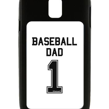 Baseball Dad Jersey Galaxy Note 3 Case  by TooLoud