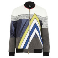 Abstract Freshness Jacket