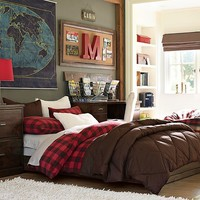 Paramount Fleece Bedroom