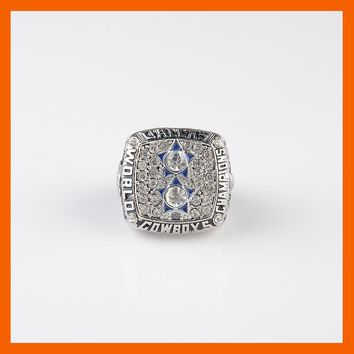 1977 DALLAS COWBOYS SUPER BOWL XII WORLD CHAMPIONSHIP RING US SIZE 8 9 10 11 12 13 14 AVAILABLE