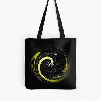 'Serpent Symbol' Tote Bag by SpieklyArt