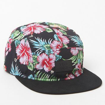 Vans Davis Floral 5 Panel Camper Hat - from PacSun | things i
