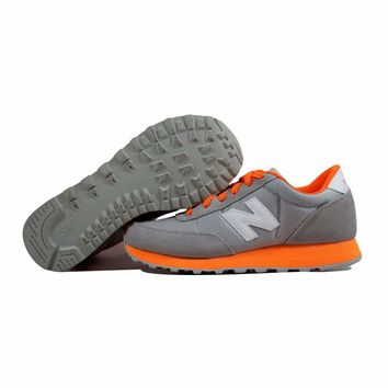 New Balance 501 Grey/Orange ML501GOW