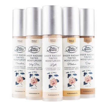 Tinted Moisturizer by Pure Anada