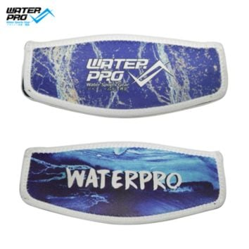 Water Pro 3mm Mask Strap Cover/ Wrapper Two Sides for Scuba Diving Water Sports