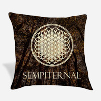 Sempiternal Bring Me the Horizon Pillow Case