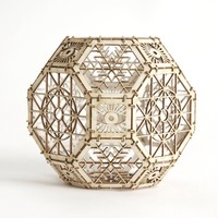 Great Rhombicuboctahedron Model Kit