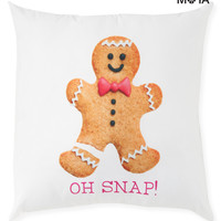 Aeropostale  Oh Snap! Throw Pillow