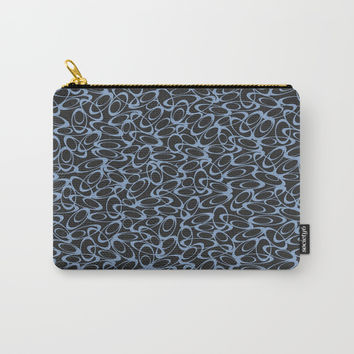CIRCLE OF DREAMS  Carry-All Pouch by Robleedesigns