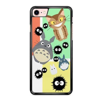 Totoro And Friends iPhone 7 Case