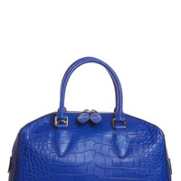 MCM BOSTON FIRST LADY - Handtasche - blue - Zalando.de