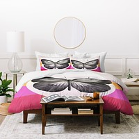 Garima Dhawan Flight 1 Duvet Cover