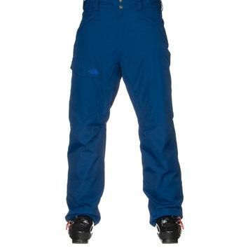 The North Face Men's Freedom Insulated Celestial Blue Ski Pant