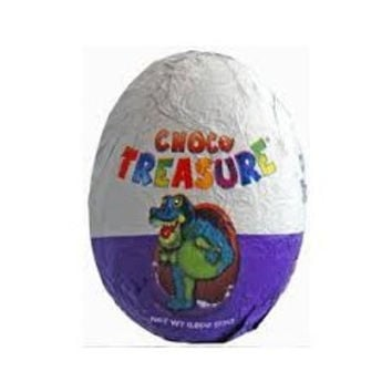 Choco Treasure Surprise Egg (2)