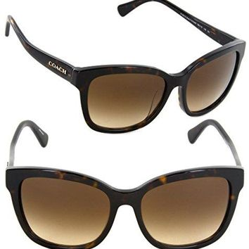 Coach 0HC8219F-512013 DARK TORTOISE -56mm womens