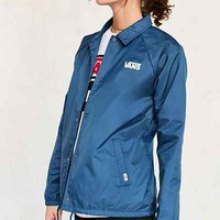 Vans X UO Blue Coach Jacket - Urban Outfitters