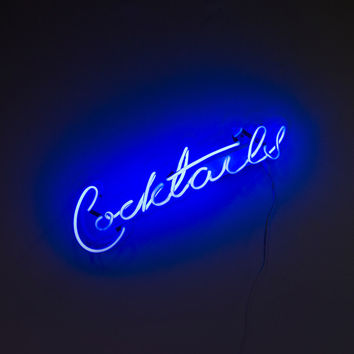 Cocktails Neon Light | FIREBOX