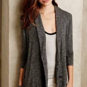 Ashby Cardigan by Dolan Left Coast Grey