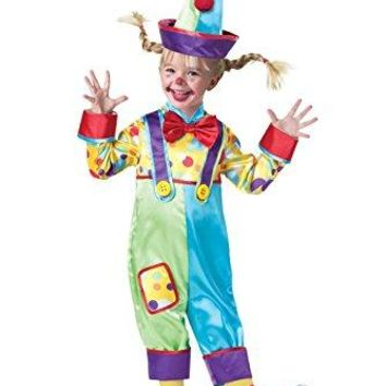 Toddler Clown Baby Costume