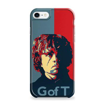 Tyrion Lanister Game of Thrones Inspired iPhone 6   iPhone 6S Case