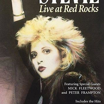 Mick Fleetwood & Peter Frampton - Stevie Nicks: Live at Red Rocks