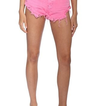 Brooklyn Karma Pink Shorts