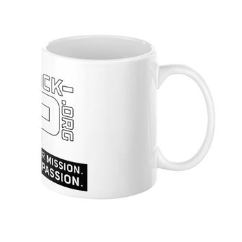 Stack Up Shirt (Tagline) Coffee Mug