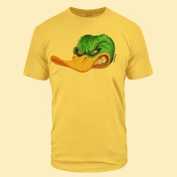Mad Duck Banana Cream Tri-Blend T-Shirt