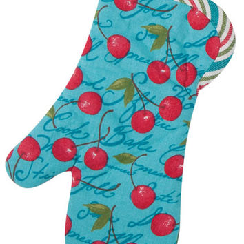 Oven Mitt - Kitchen Rules