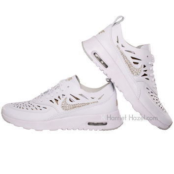Womens Nike Air Max Thea Joli with Swarovski crystal details