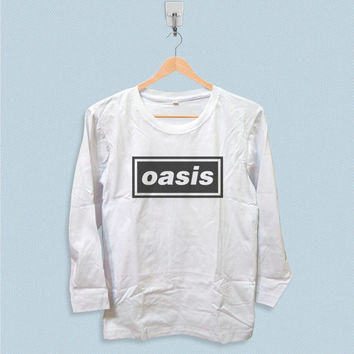 best oasis t shirts products on wanelo. Black Bedroom Furniture Sets. Home Design Ideas