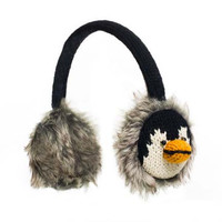Peppy the Penguin Ear Muffs