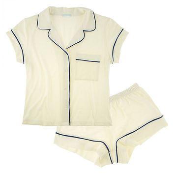 Gisele Pj'S Short Pj Set