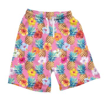 Pineapple Punch Men's Shorts