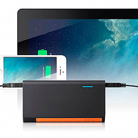ibattz Mojo Battstation Optimus - 20,400mAh Portable Power Bank