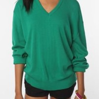 Urban Renewal Vintage Boyfriend V-Neck Sweater