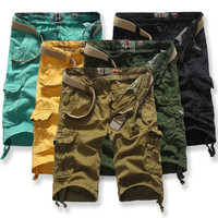 Men's Fashion Cargo Shorts