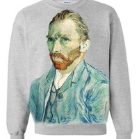 1000 Apparel  — Limited Edition Van Gogh Crew Neck