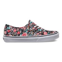 Vans Multi Floral Authentic (black/true white)