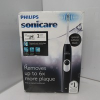 Philips Sonicare 2 Series plaque control electric toothbrush Black, HX6211