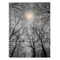 Nature Blazes Before Your Eyes Notebook