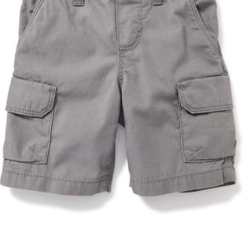 Pull-On Canvas Cargo Shorts for Toddler Boys | Old Navy