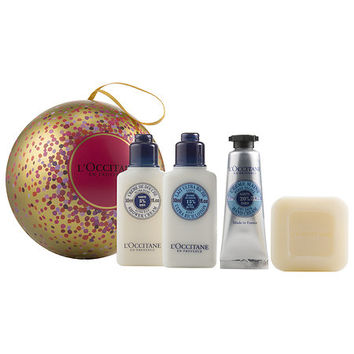 L'Occitane Shea Butter Festive Ornament