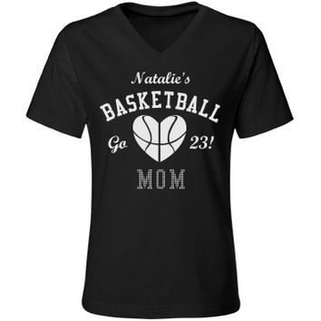 Trendy Basketball Mom: This Mom Means Business