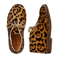 Girls' Collection leopard MacAlister boots - shoes - Girl's new arrivals - J.Crew